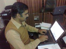 Dr. Asif Jamal Charan