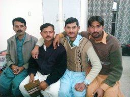 Ahsan Ali kalmati Baloch